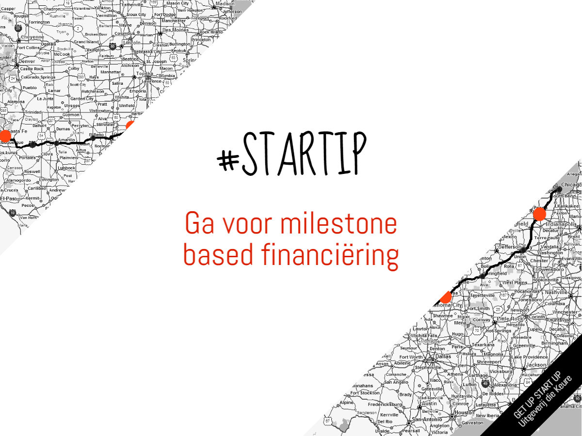 #STARTIP: go for milestone-driven financing