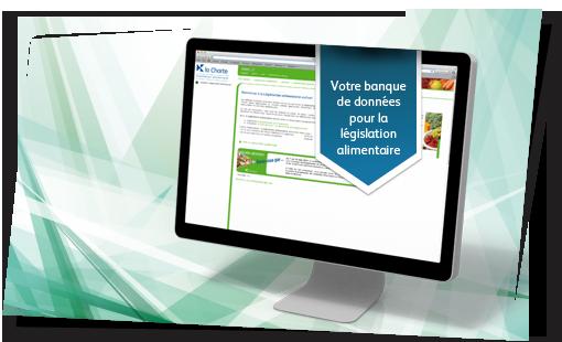Législation alimentaire on-line