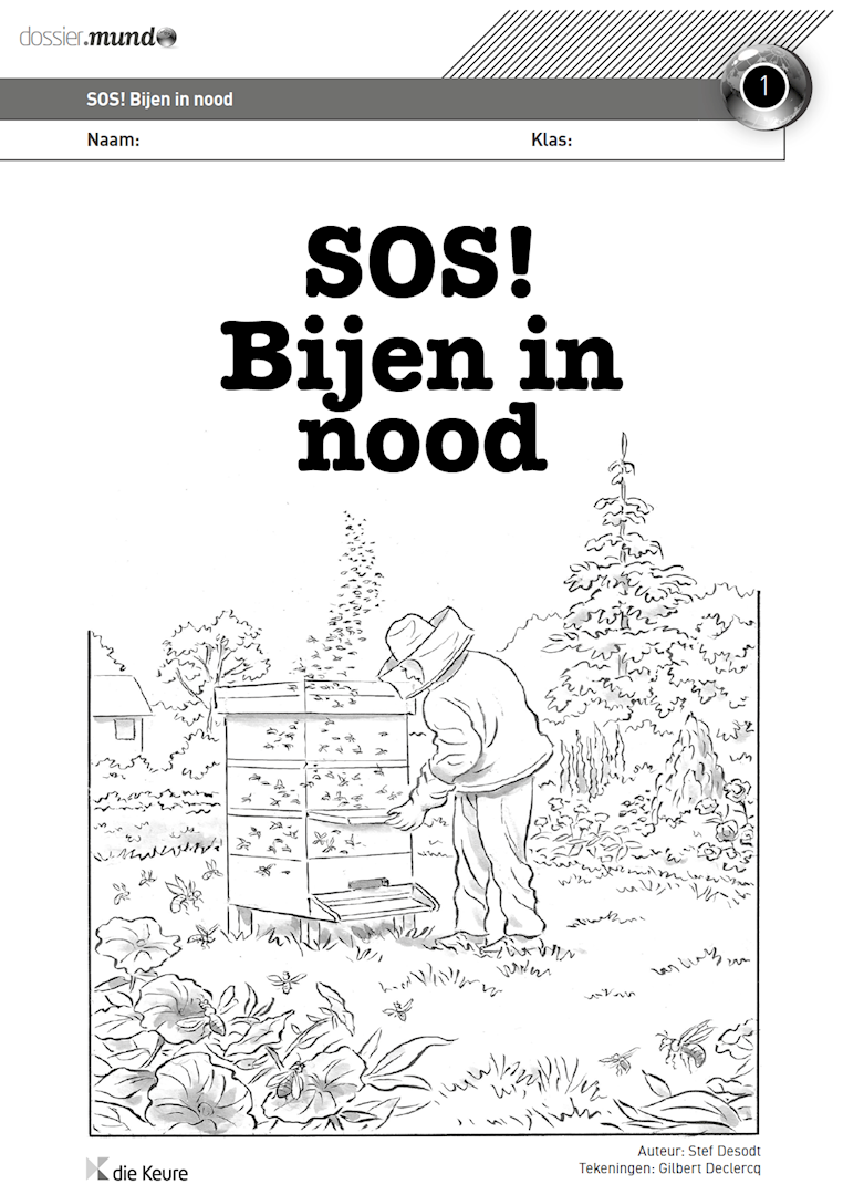 bijen in nood