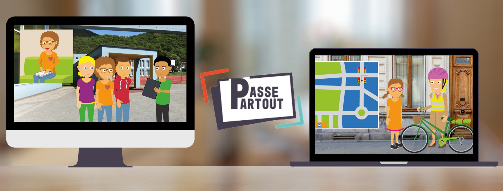 Passepartout | Animaties