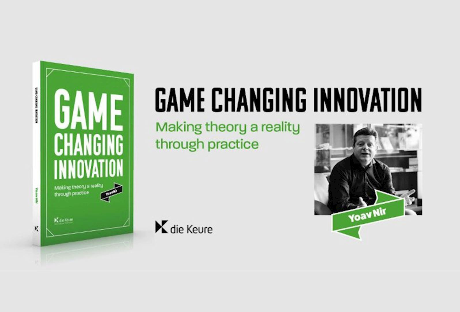 Game-Changing Innovation par Yoav Nir