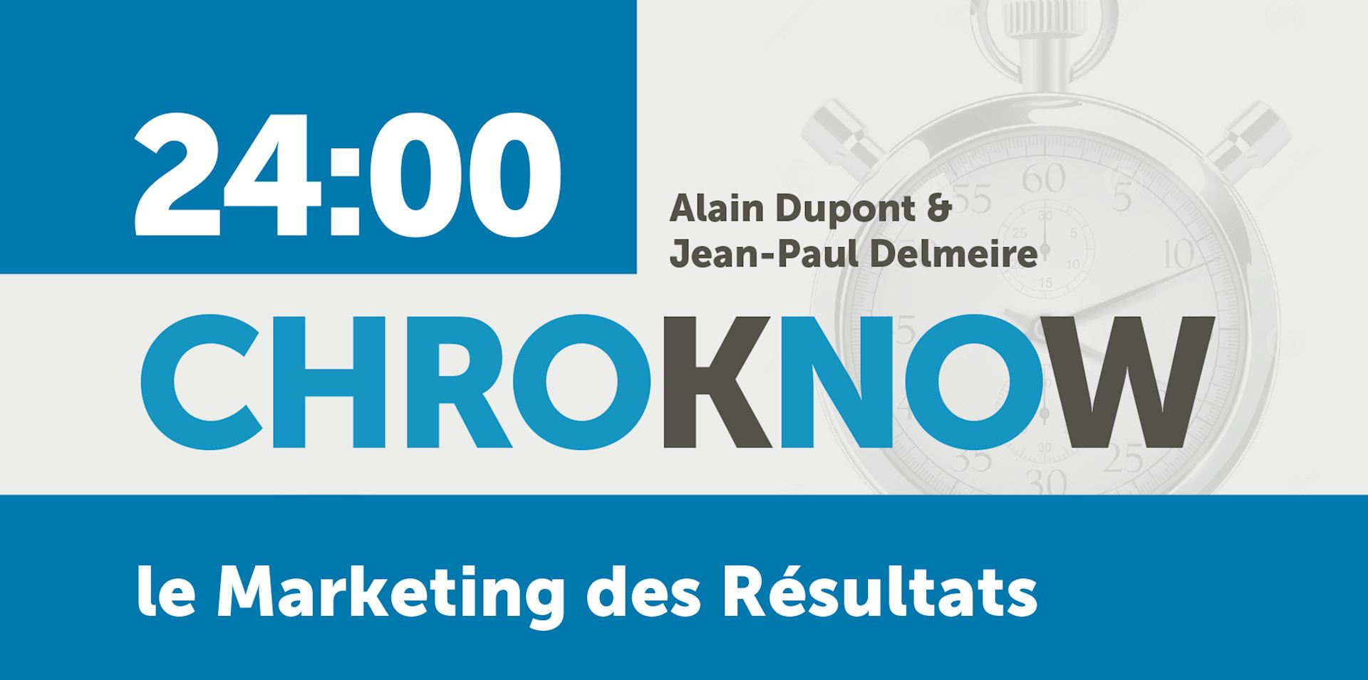 Le Marketing des Résultats