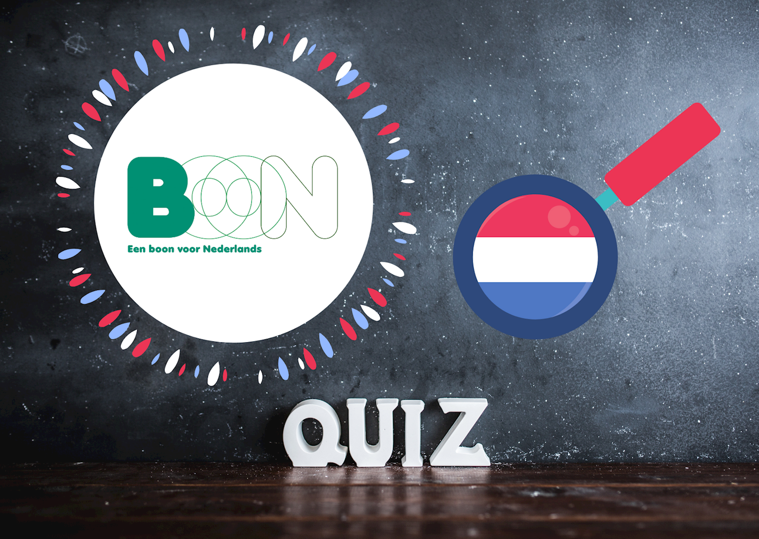 BOON |Quiz Nederlands