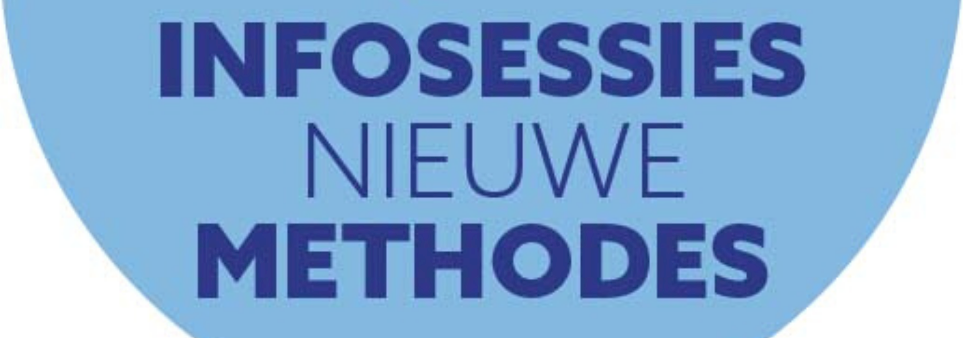 Infosessies nieuwe methodes | Hervorming secundair