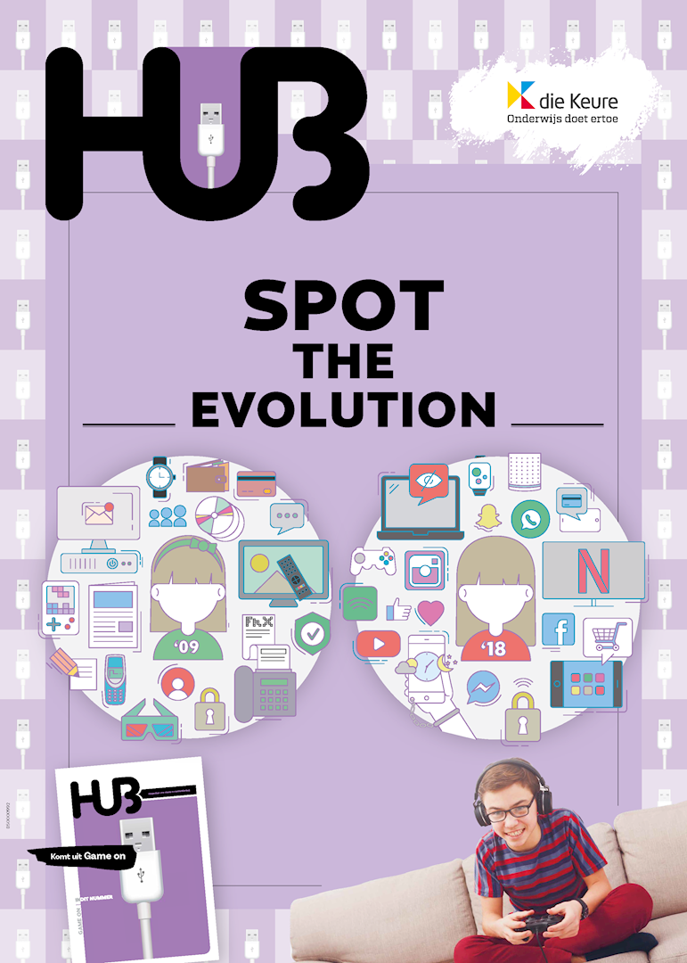 Hub | Spot the Evolution | Game On