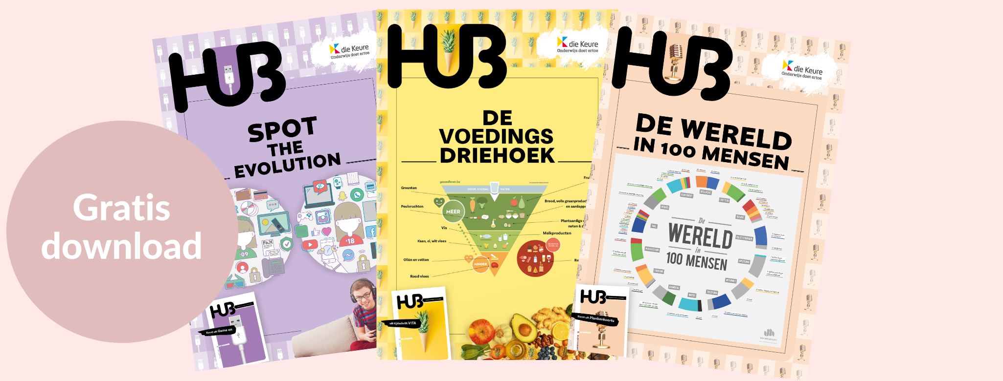 Gratis download | Hub | die Keure