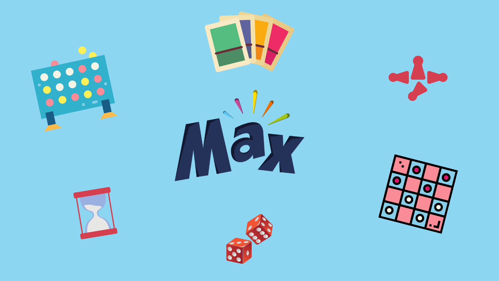 Max | Doe mee en win