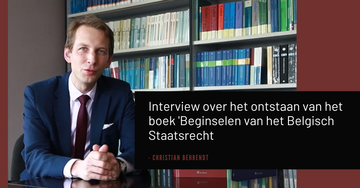 VIDEO: interview met Christian Behrendt