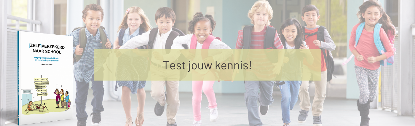 Quiz: test jouw kennis over verzekeringen en scholen